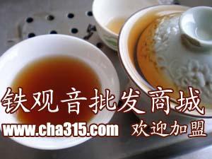 13个年头的陈茶铁观音老茶